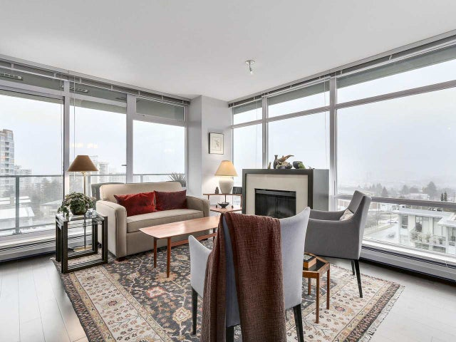 603 1320 CHESTERFIELD AVENUE - Central Lonsdale Apartment/Condo for sale, 2 Bedrooms (R2138815) #3