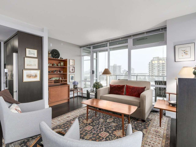 603 1320 CHESTERFIELD AVENUE - Central Lonsdale Apartment/Condo for sale, 2 Bedrooms (R2138815) #5