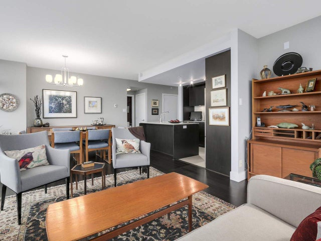 603 1320 CHESTERFIELD AVENUE - Central Lonsdale Apartment/Condo for sale, 2 Bedrooms (R2138815) #6