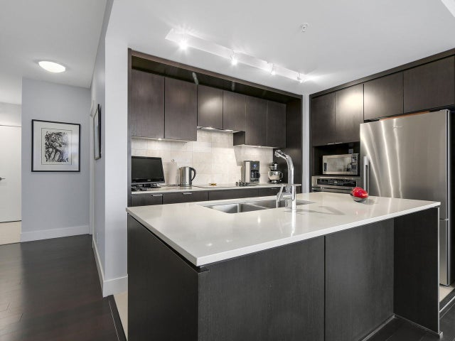 603 1320 CHESTERFIELD AVENUE - Central Lonsdale Apartment/Condo for sale, 2 Bedrooms (R2138815) #9