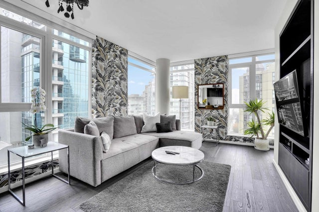 1802 1351 CONTINENTAL STREET - Downtown VW Apartment/Condo for sale, 1 Bedroom (R2618582)