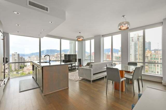 2201 - 1455 Howe St - Yaletown Apartment/Condo for sale, 2 Bedrooms