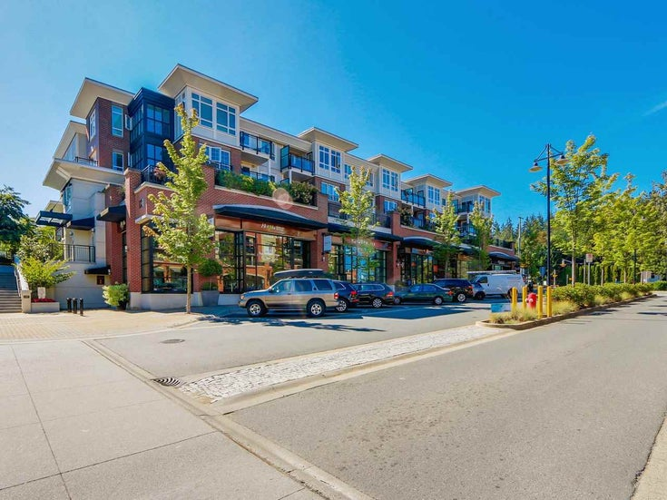 307 2940 KING GEORGE BOULEVARD - Elgin Chantrell Apartment/Condo for sale, 2 Bedrooms (R2101237)