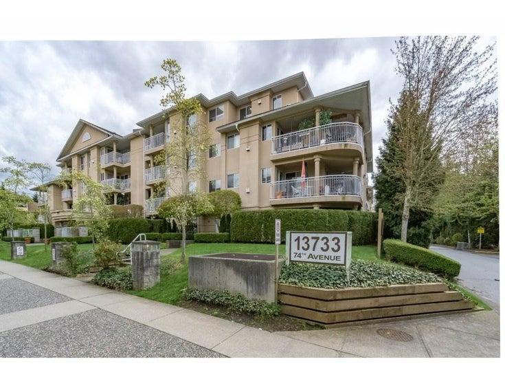 110 13733 74 AVENUE - East Newton Apartment/Condo for sale, 2 Bedrooms (R2160304)