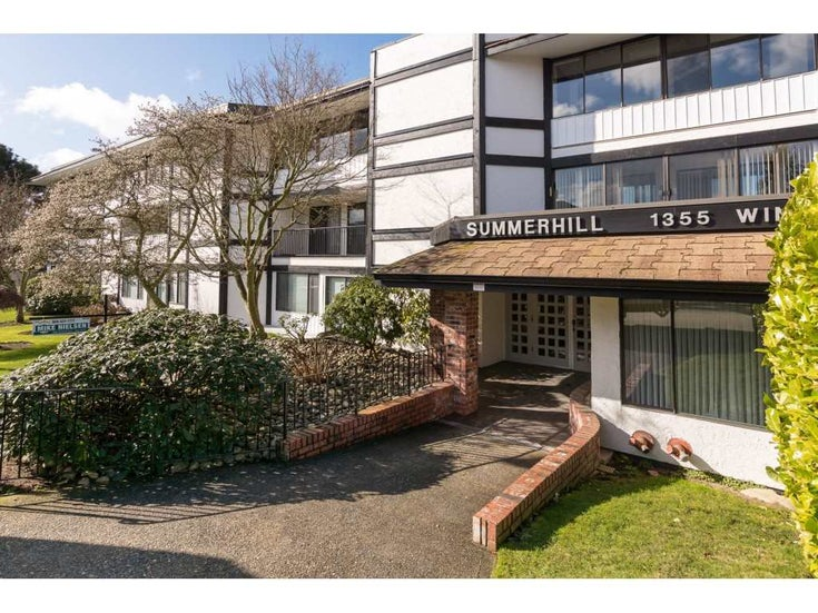 209 1355 WINTER STREET - White Rock Apartment/Condo for sale, 2 Bedrooms (R2244064)