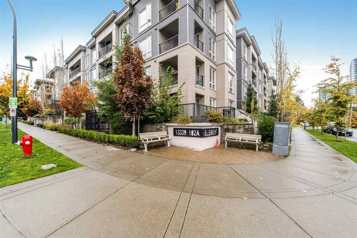 411 13339 102A AVENUE - Whalley Apartment/Condo for sale, 2 Bedrooms (R2245324)