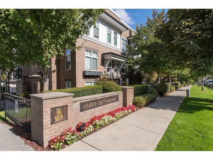 89 15833 26 AVENUE - Grandview Surrey Townhouse for sale, 3 Bedrooms (R2309582)