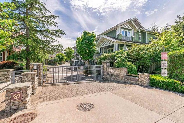 1 15168 36 AVENUE - Morgan Creek Townhouse for sale, 3 Bedrooms (R2375022)