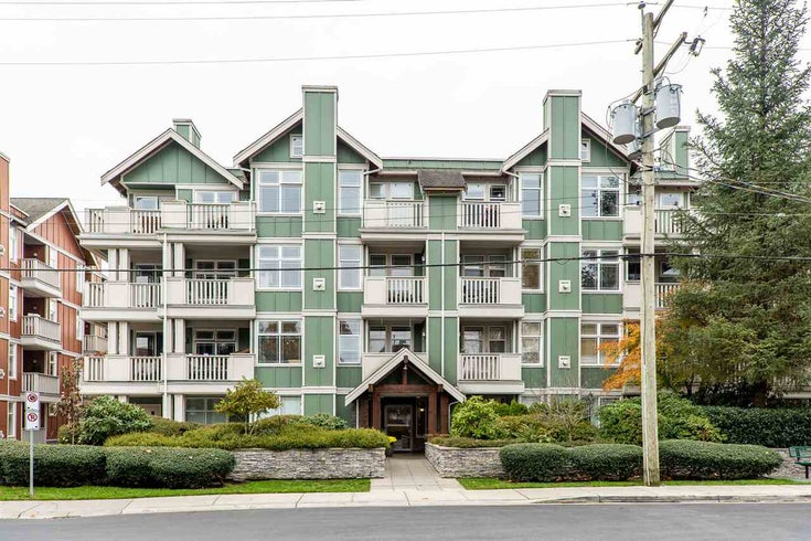 404 15350 16A AVENUE - King George Corridor Apartment/Condo for sale, 2 Bedrooms (R2418383)