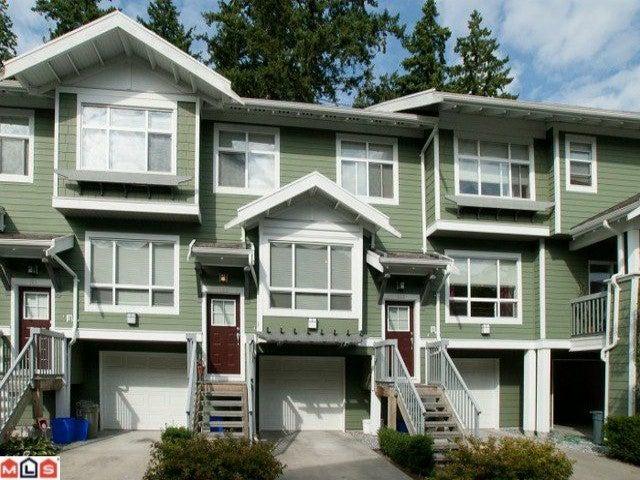 # 122 15168 36TH AV - Morgan Creek Townhouse for sale, 2 Bedrooms (F1120871)