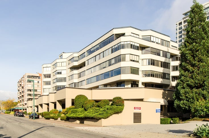 107 1480 FOSTER STREET - White Rock Apartment/Condo for sale, 2 Bedrooms (R2010025)