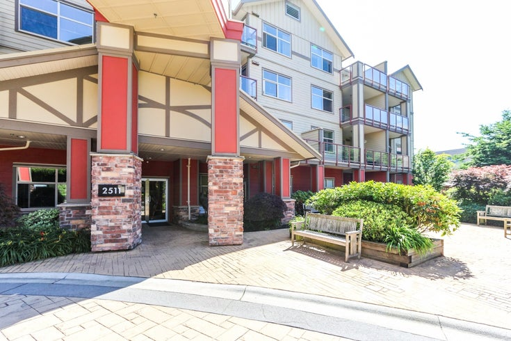 203 2511 KING GEORGE BOULEVARD - King George Corridor Apartment/Condo for sale, 2 Bedrooms (R2126206)