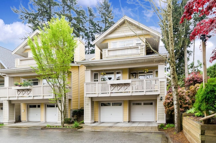 # 13 2588 152ND ST - King George Corridor Townhouse for sale, 4 Bedrooms (F1438880)
