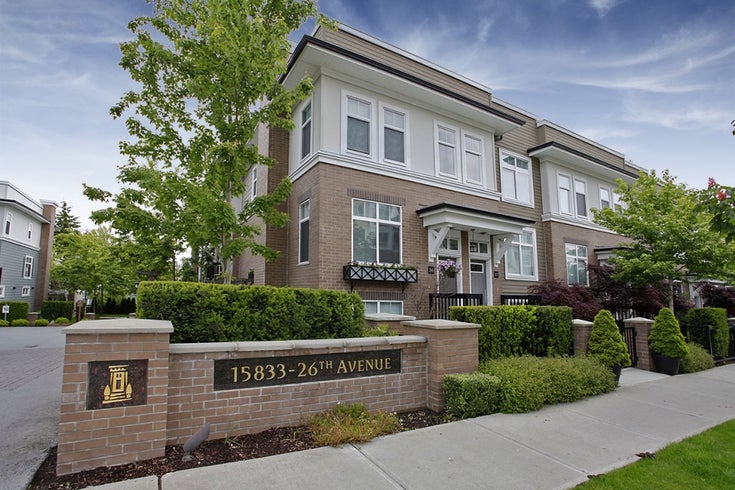 # 54 15833 26TH AV - Grandview Surrey Townhouse for sale, 3 Bedrooms (F1403548)