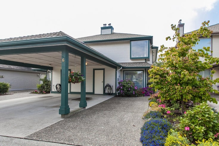 # 6 4756 62 ST - Holly 1/2 Duplex for sale, 3 Bedrooms (V1122607)