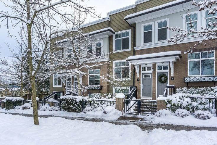 3 15833 26 AVENUE - Grandview Surrey Townhouse for sale, 4 Bedrooms (R2137451)