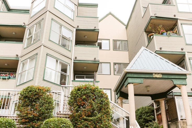 409 509 CARNARVON STREET - Downtown NW Apartment/Condo for sale, 1 Bedroom (V1138135)