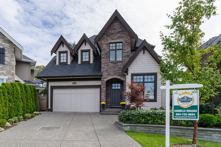 16330 26A AVENUE - Grandview Surrey House/Single Family for sale, 5 Bedrooms (R2000613)