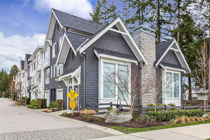 45 14955 60TH AVENUE - Sullivan Station Townhouse for sale, 3 Bedrooms (R2042854)