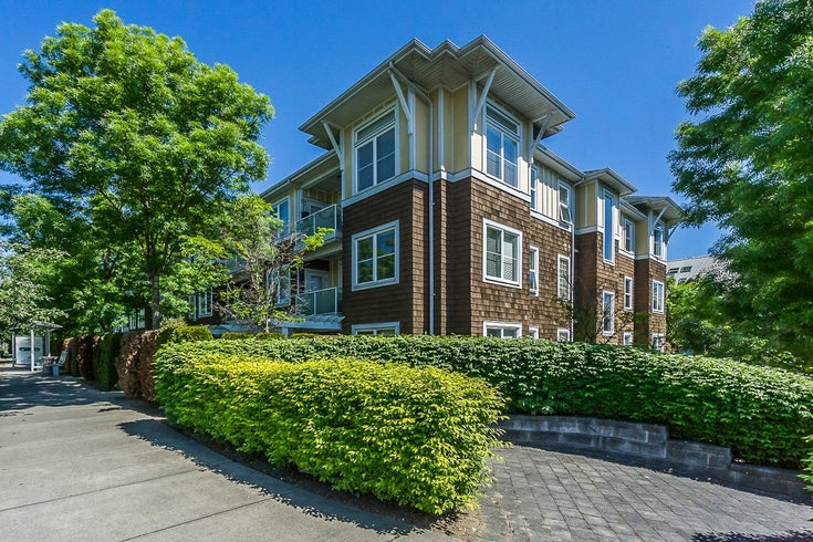 105 1375 VIEW CRESCENT - Beach Grove Apartment/Condo for sale, 2 Bedrooms (R2065533)
