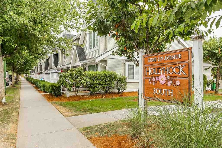 39 23560 119 AVENUE - Cottonwood MR Townhouse for sale, 2 Bedrooms (R2187339)