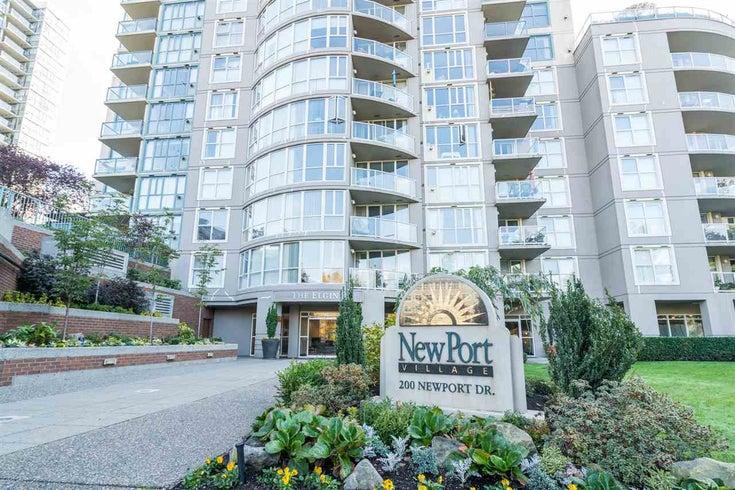 1004 200 NEWPORT DRIVE - North Shore Pt Moody Apartment/Condo for sale, 2 Bedrooms (R2233946)