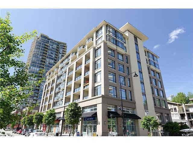 512 121 BREW STREET - Port Moody Centre Apartment/Condo for sale, 1 Bedroom (R2361957)