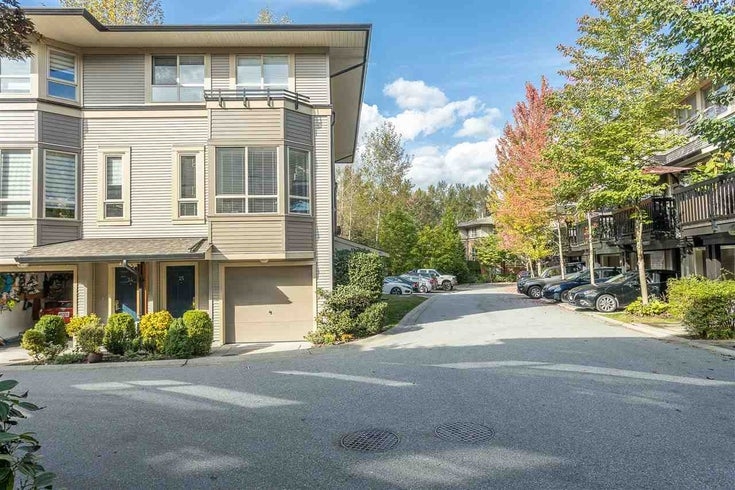 25 100 KLAHANIE DRIVE - Port Moody Centre Townhouse for sale, 3 Bedrooms (R2515437)