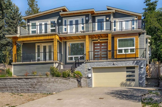 299 MONTGOMERY STREET - Central Coquitlam House/Single Family for sale, 7 Bedrooms (R2598730)