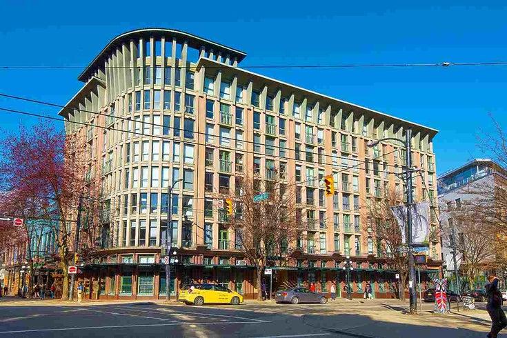 402 1 E CORDOVA STREET - Downtown VE Apartment/Condo for sale, 1 Bedroom (R2477392)