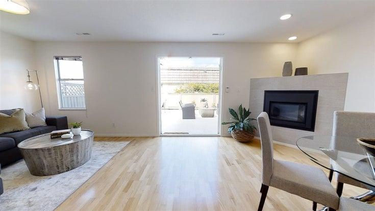 3761 FRASER STREET - Fraser VE Townhouse for sale, 2 Bedrooms (R2477588)