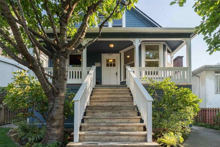 1620 ADANAC STREET - Hastings House/Single Family for sale, 4 Bedrooms (R2495665)