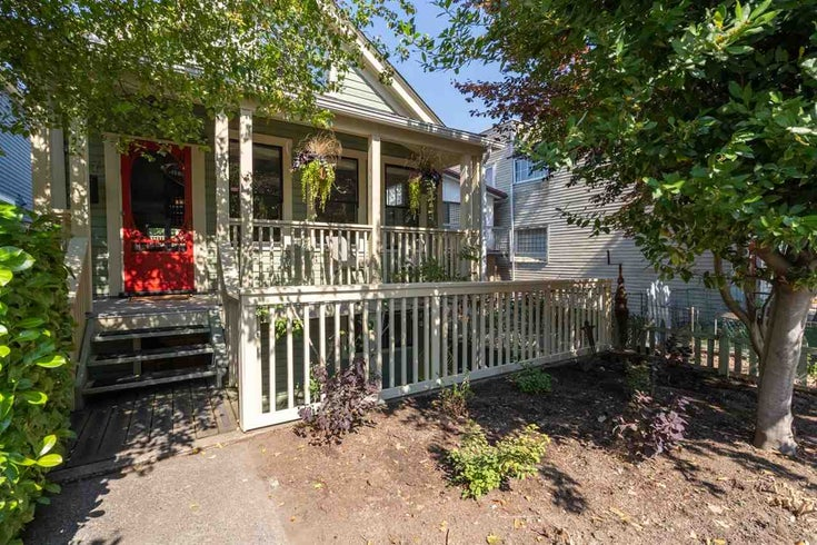 817 UNION STREET - Strathcona House/Single Family for sale, 3 Bedrooms (R2496148)