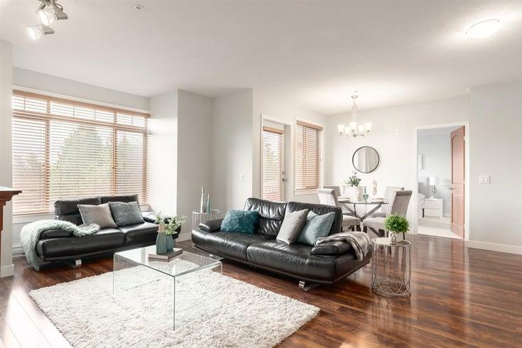 318 11887 BURNETT STREET - East Central Apartment/Condo for sale, 2 Bedrooms (R2500205)