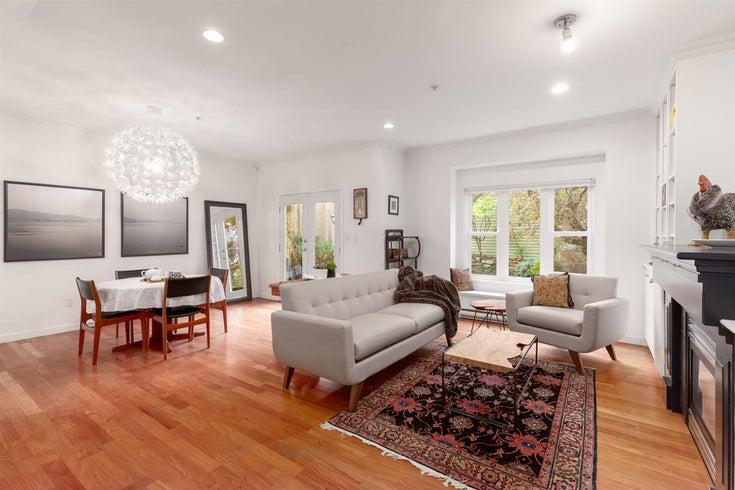 1914 E 4TH AVENUE - Grandview Woodland 1/2 Duplex for sale, 3 Bedrooms (R2534083)