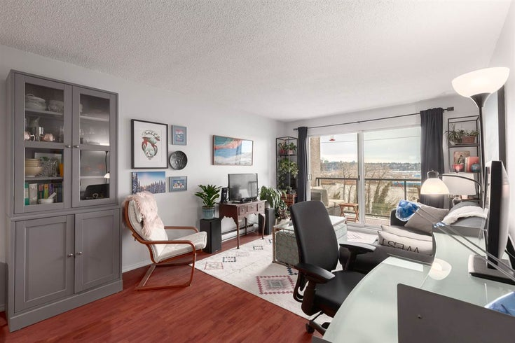 209 312 CARNARVON STREET - Downtown NW Apartment/Condo for sale, 1 Bedroom (R2539082)