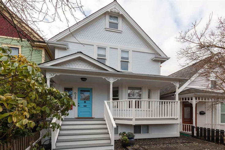 628 UNION STREET - Strathcona House/Single Family for sale, 7 Bedrooms (R2541319)