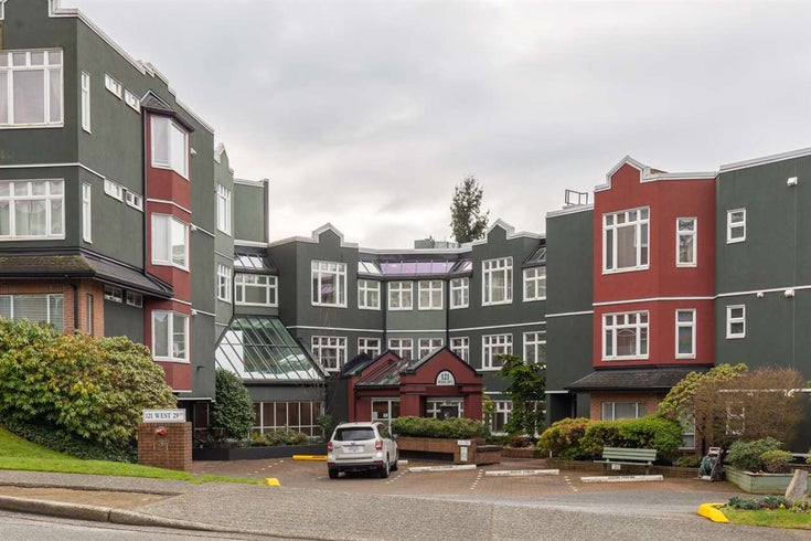 419 121 W 29TH STREET - Upper Lonsdale Apartment/Condo for sale, 1 Bedroom (R2544988)