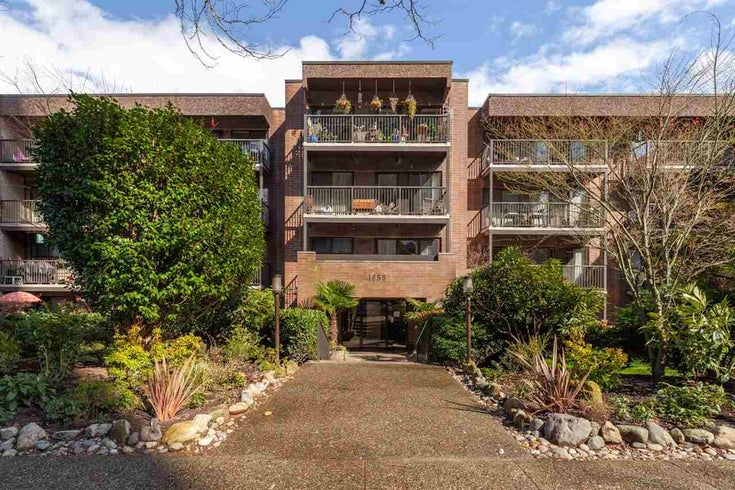 401 1655 NELSON STREET - West End VW Apartment/Condo for sale, 1 Bedroom (R2554261)
