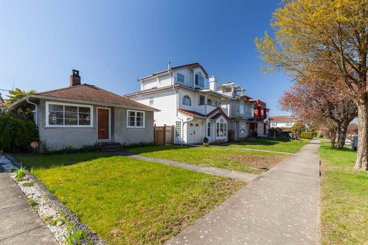 3126 E 17TH AVENUE - Renfrew Heights House/Single Family for sale, 2 Bedrooms (R2567938)