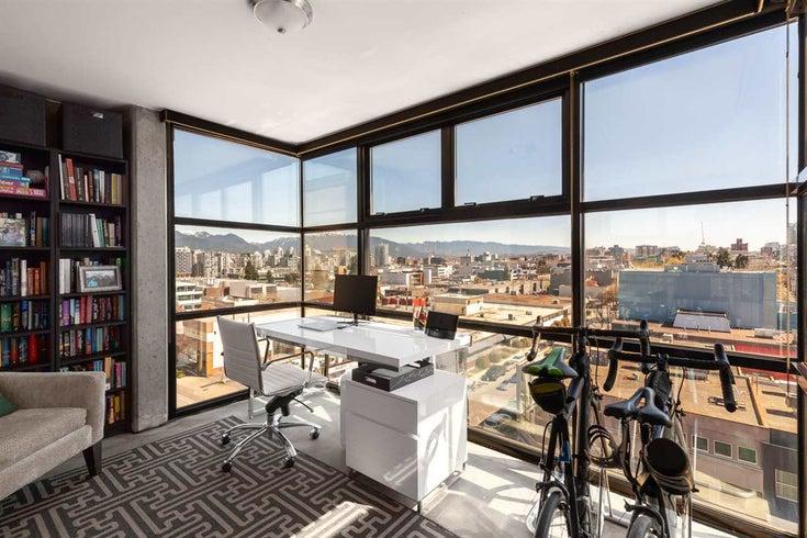 711 428 W 8TH AVENUE - Mount Pleasant VW Apartment/Condo for sale, 2 Bedrooms (R2567982)