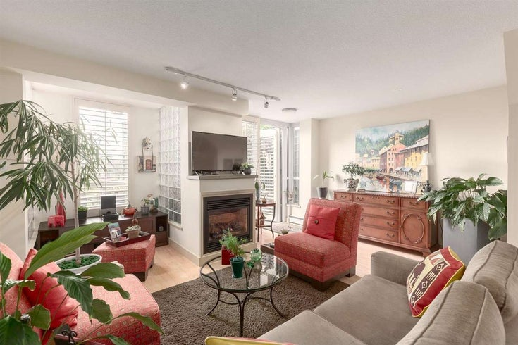 TH122 1288 MARINASIDE CRESCENT - Yaletown Townhouse for sale, 3 Bedrooms (R2574793)