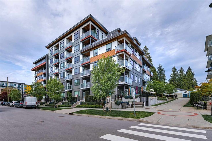 107 717 BRESLAY STREET - Coquitlam West Apartment/Condo for sale, 1 Bedroom (R2576994)