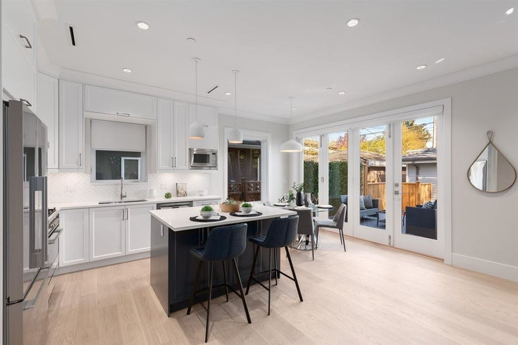 1751 E 14TH AVENUE - Grandview Woodland 1/2 Duplex for sale, 3 Bedrooms (R2577471)