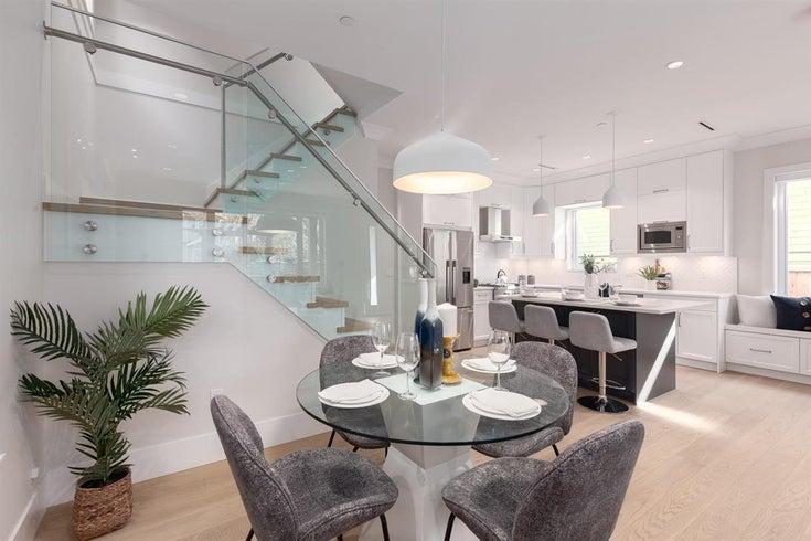 1749 E 14TH AVENUE - Grandview Woodland 1/2 Duplex for sale, 3 Bedrooms (R2581630)