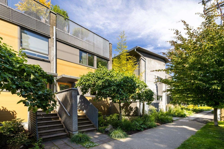 3119 PRINCE EDWARD STREET - Mount Pleasant VE Townhouse for sale, 2 Bedrooms (R2598649)