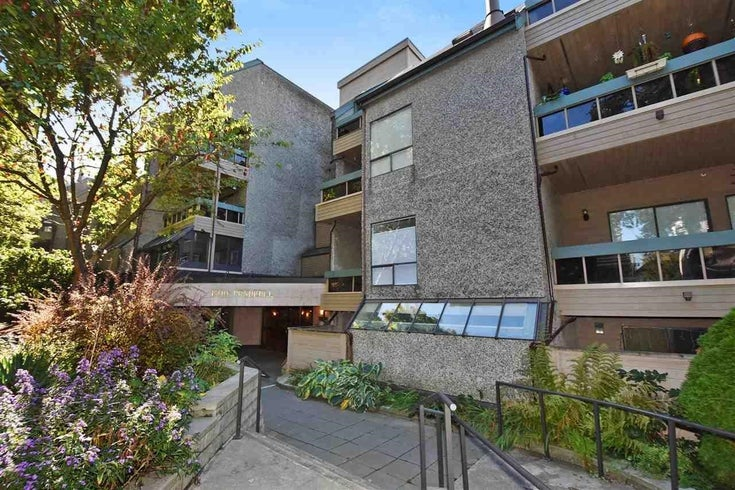 219 1500 PENDRELL STREET - West End VW Apartment/Condo for sale, 1 Bedroom (R2608786)