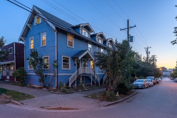 1420-1430 NAPIER STREET - Grandview Woodland Other for sale, 21 Bedrooms (R2615152)