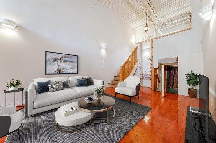 C5 238 E 10TH AVENUE - Mount Pleasant VE Apartment/Condo for sale, 1 Bedroom (R2617401)