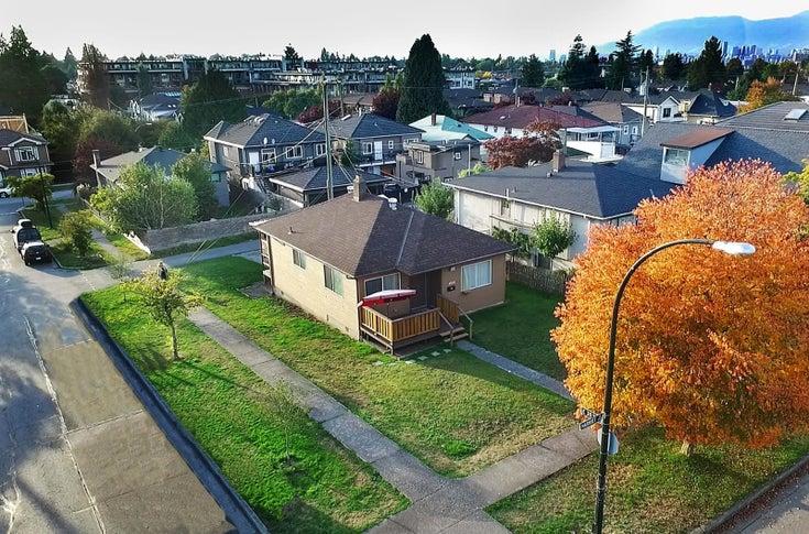 4595 HARRIET STREET - Fraser VE House/Single Family for sale, 2 Bedrooms (R2622491)